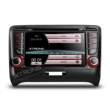 Навигация двоен дин за Audi TT PF71TTAS, WinCe, GPS, 7 инча