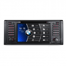 Навигация двоен дин за BMW E39 PF7139BS, WinCe, GPS, 7 инча