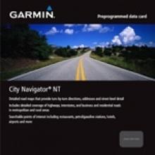 Карта за Garmin City Navigator Европа NT