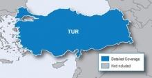 City Navigator Турция NT за Garmin