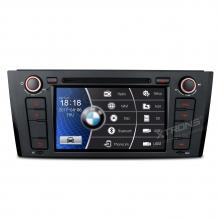 Навигация двоен дин за BMW E81 E82 E88 PF7181BS, WinCe, GPS, 7 инча