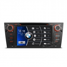 Навигация двоен дин за BMW E90 PF7190BS, WinCe, GPS, 7 инча