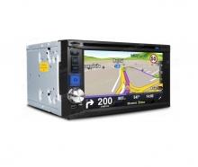 Универсална мултимедия Двоен Дин 6.2 инча TD680GT, DVD, GPS
