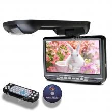 Падащ Монитор за тавана CR903B, DVD, IR, FM, 9 инча
