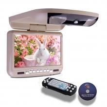 Падащ Монитор за тавана CR903C, DVD, IR, FM, 9 инча