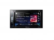 Универсална мултимедия за кола Pioneer AVH-X3800DAB CD/DVD/USB