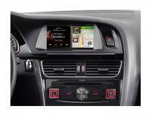 Навигационна система за фабрично вграждане на Audi A4, A5 Alpine X701D-A4