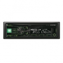 Аудио плеър Alpine UTE-81R USB Player
