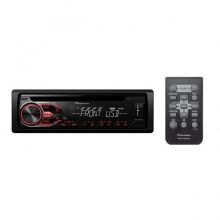 Аудио плеър с дистанционно Pioneer DEH-1801UB CD/USB Player