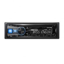 Аудио плеър ALPINE CDE-182R CD/USB MP3