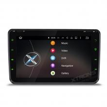 Навигация двоен дин за VW, SEAT, SKODA PL82MTVA с Android, GPS , 8инча