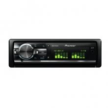 Аудио плеър Pioneer DEH-X9600BT с вграден Bluetooth и падащ панел