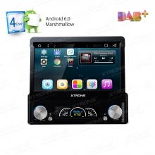 Универсална навигация единичен дин с Android D719A, GPS, WiFi, 7 инча