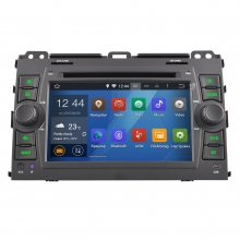 Навигация за Toyota Land Cruser 120 с Android TY12A, GPS, DVD, 7 инча