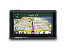 Втора употреба навигация Garmin nuLink 1695, 5 инча, БЪЛГАРИЯ + ЕВРОПА