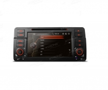 Навигация двоен дин за BMW E46 BM0702W GPS, DVD, WinCE, 7 инча