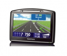 GPS навигация за КАМИОН TomTom GO 730, BG+EU, Bluetooth