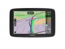 GPS навигация TomTom VIA 62 LM Европа - 6 инча, Карти на цяла Европа