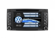 Навигация двоен дин за VW TOUAREG (2004-2011) VW0708W GPS, DVD, WinCE, 7 инча