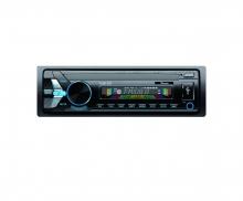 Аудио плеър за кола Thunder TUSB-207, радио, MP3, USB, SD, AUX, падащ панел