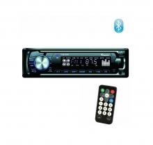 Аудио плеър Thunder TUSB-307BT, Bluetooth, MP3, USB, SD, RDS, падащ панел, дистанционно