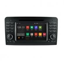 Навигация за Mercedes W164 С Android 6.0 7083, GPS, DVD, WiFi, 7 инча