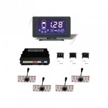 Парктроник Parkmatic 4121 с четири сензора и дисплей
