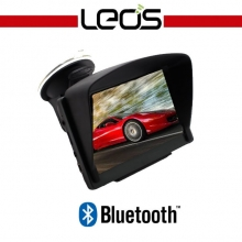 GPS навигация LEOS M100BT 7 инча, Bluetooth, AV IN, 800MHZ, 256RAM, 8GB + СЕННИК