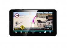 GPS навигация Prestigio GeoVision 7799 Tour 3 - 7 инча, Android 7, 3G