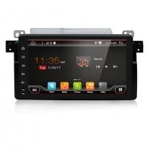 Навигация двоен дин за BMW E46 с Android 6.0  BM4609A GPS, WiFi, 9 инча
