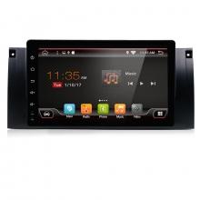 Навигация двоен дин за BMW X5 E53 с Android 6.0  BM5307A GPS, WiFi, 7 инча