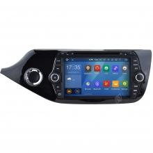 Навигация двоен дин за  KIA Cee'd след 2012 N KI04A с Android GPS, DVD, 7 инча