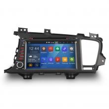 Навигация за KIA K5/Optima с Android N KI09A GPS, DVD, 8 инча