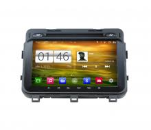 Навигация за KIA K5/Optima 2015 с Android N KI21A GPS, DVD, 8 инча