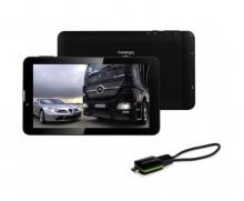 3в1 3G Таблет с GPS навигация и цифрова телевизия Prestigio Geovision 7799 за камион