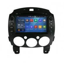 Навигация за Mazda 2 (08-14) с ANDROID 5.1 N MZ01A GPS, DVD, 8 инча
