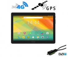 5в1 Мощна навигация PRESTIGIO Grace 3101 4G, 10,1, 2SIM, Android 7, 2GB RAM, ТВ