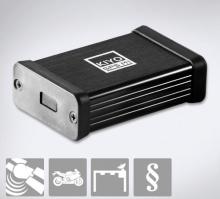 GPS радар детектор - антирадар за мотор KIYO GPS M1