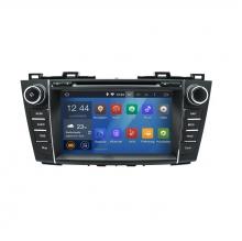 Навигация двоен дин за Mazda 5/Premacy (09-12) с ANDROID N MZ05A GPS, DVD, 8 инча