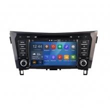 Навигация двоен дин за Nissan Qashqai след 2013 с Android N NS03A GPS, DVD, 8 инча