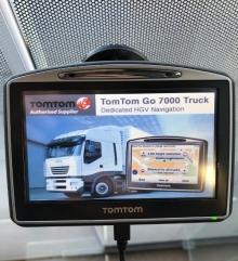GPS навигация за камион TomTom GO 630 - BG+EU