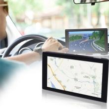 Четириядрена GPS навигация за автобус Leos Drive XL - 9 инча, Android, DVR, 8GB, WIFI