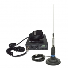 Комплект радиостанция Alan 100 + антена с магнит Midland ML145 120 / pl
