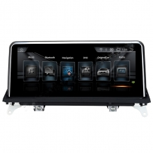 Навигация двоен дин за BMW E70 E71 с ANDROID, WiFi, 7 инча
