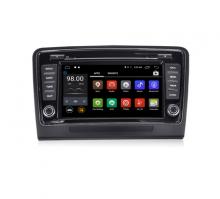 Навигация двоен дин за Superb с ANDROID 7.1,MKD-V968 ,GPS,WiFi, 7 инча