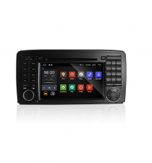 Навигация двоен дин за Mercedes-Benz R280 R300 с ANDROID 7.1 MKD-M793, 4LTE, GPS, 7инча
