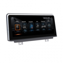 Навигация двоен дин за BMW F20/21 F30/31/34 с Android 7.1, MKD-B881, WiFi, GPS, 8.8 инча