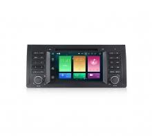 Навигация двоен дин за BMW E53 E39 с ANDROID 8.0, BM0701A8 WiFi, GPS, 7 инча