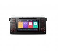 Навигация двоен дин за BMW Е46 с Android 8.0 BM0702A8, WiFi, GPS, 7 инча