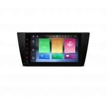 Навигация двоен дин за BMW E90 с Android 8.0, MKD-B990, WiFi, GPS, 9 инча